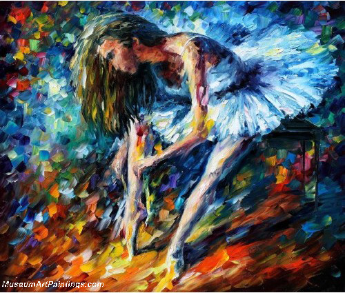 Palette Knife Oil Painting 032