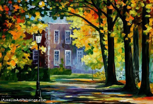 Palette Knife Oil Painting 067