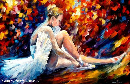 Palette Knife Oil Painting 068