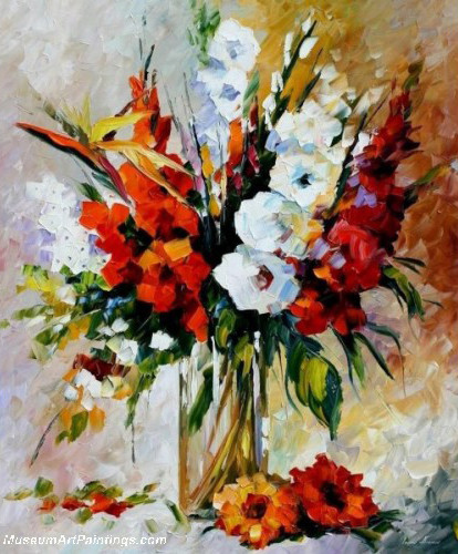 Palette Knife Oil Painting 076