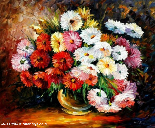 Palette Knife Oil Painting 077