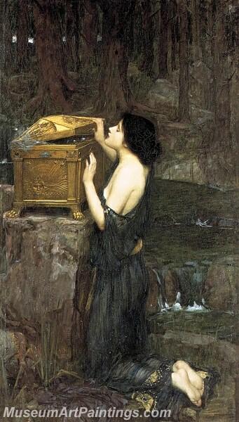 Pandora Painting