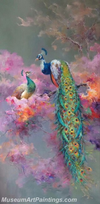 Peacock Paintings DMP02