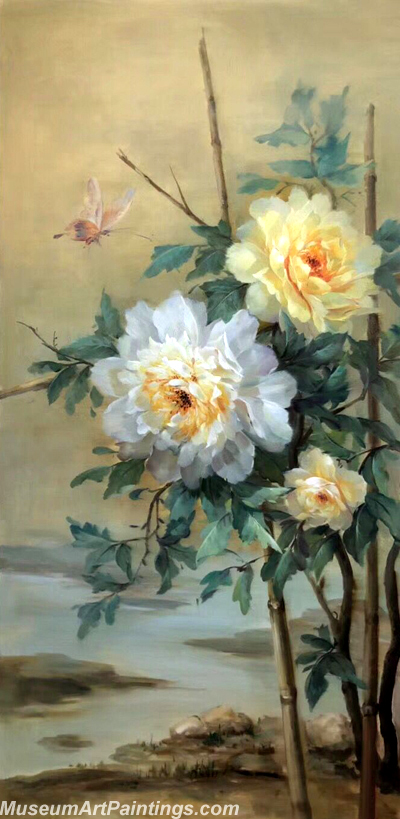 Peonies Paintings 01