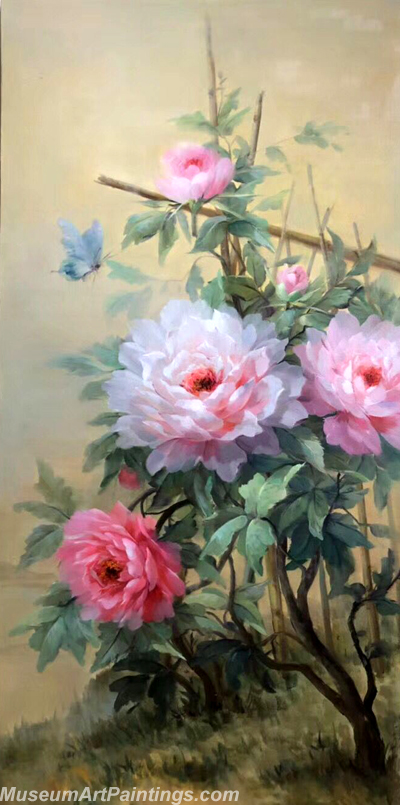 Peonies Paintings 02