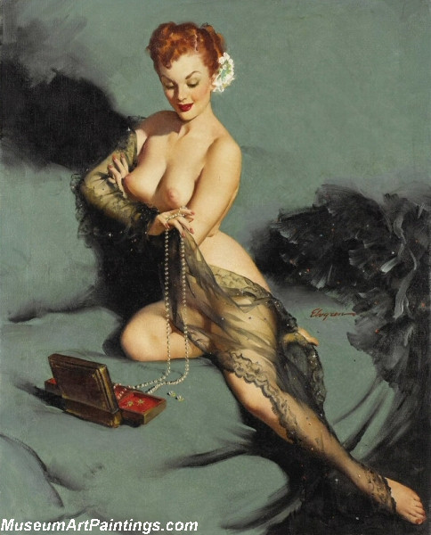 Pin Up Paintings Fascination