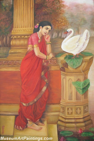 Raja Ravi Varma Famous Paintings 002
