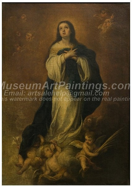 Religious Paintings The Immaculate Conception