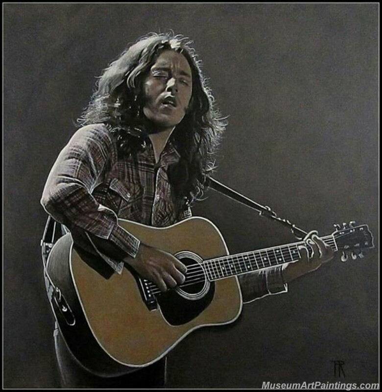 Rory Gallagher Art Paintings 05