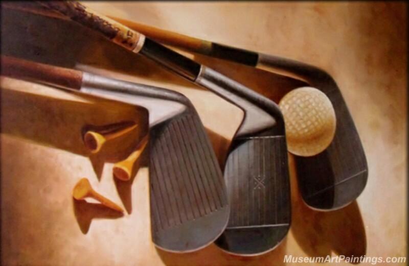 Rory Mcilroy Paintings Golf Paintings ART0031