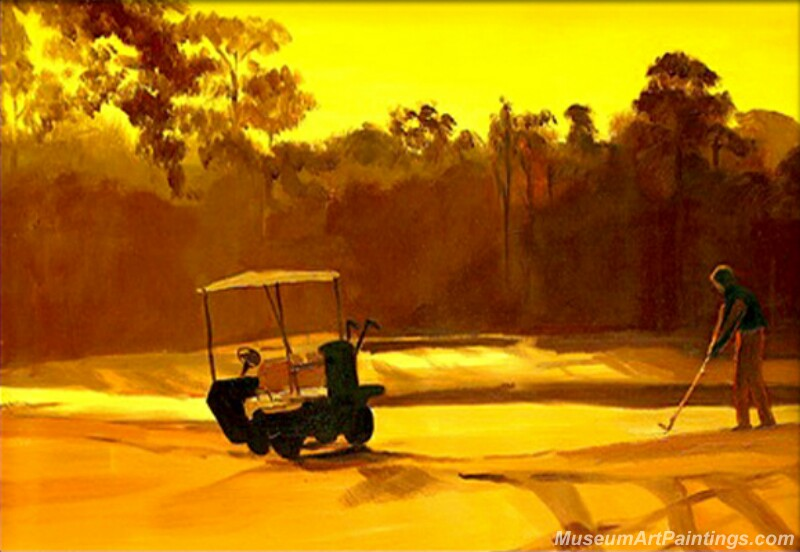 Rory Mcilroy Paintings Golf Paintings ART0032