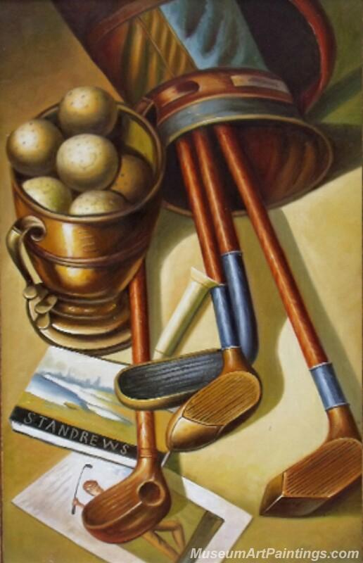 Rory Mcilroy Paintings Golf Paintings ART0033