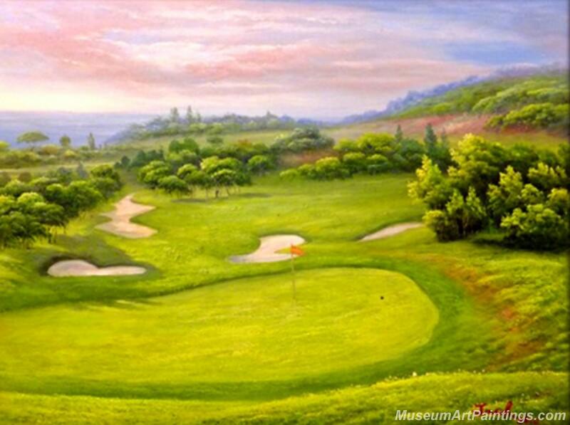 Rory Mcilroy Paintings Golf Paintings ART0035