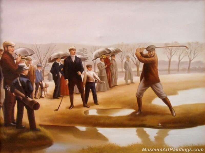 Rory Mcilroy Paintings Golf Paintings ART0036