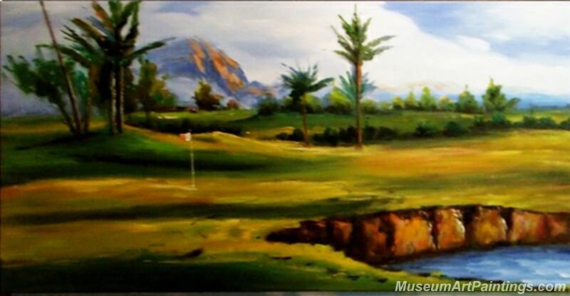 Rory Mcilroy Paintings Golf Paintings ART0037
