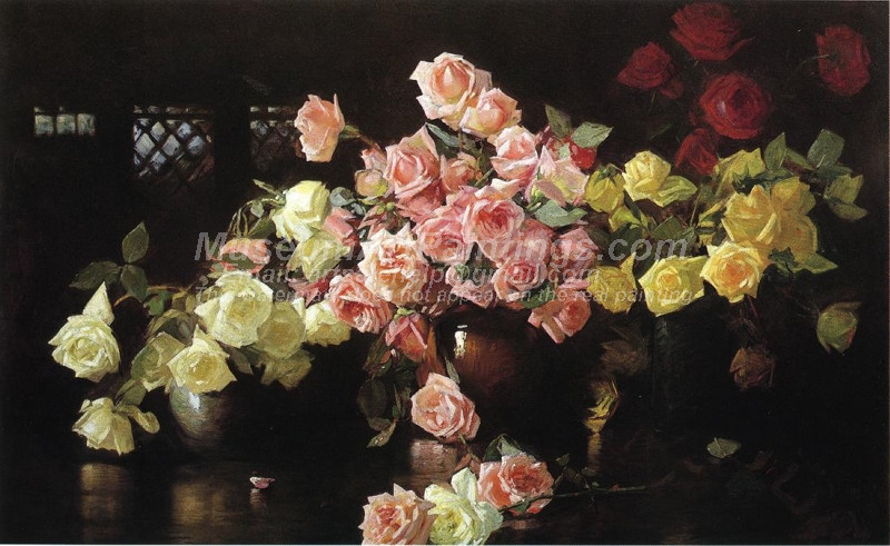 Roses by Joseph DeCamp