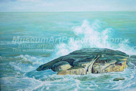 Seascape Paintings 008