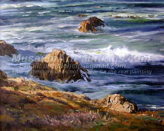 Seascape Paintings 009