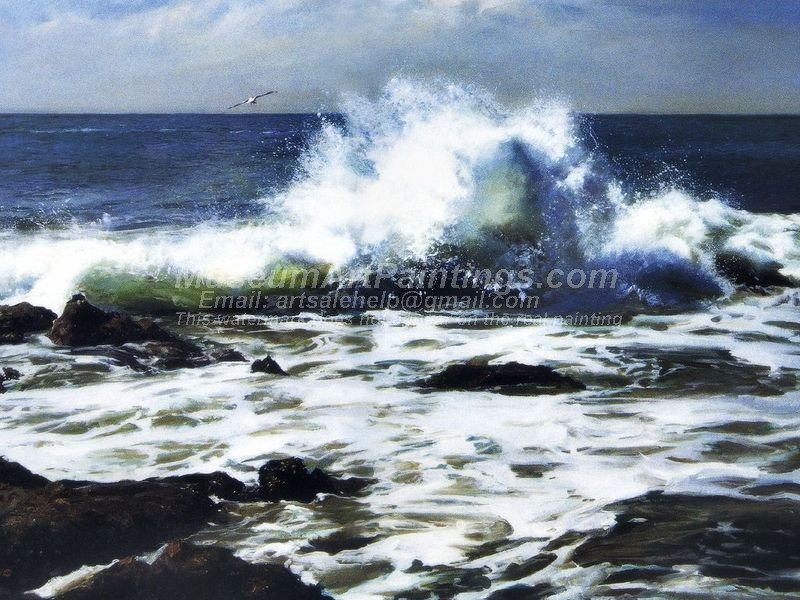 Seascape Paintings 014