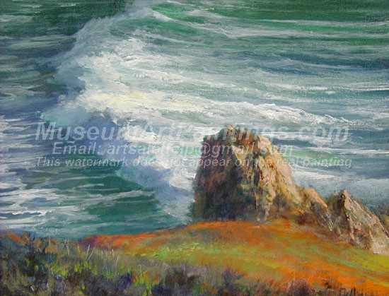 Seascape Paintings 025