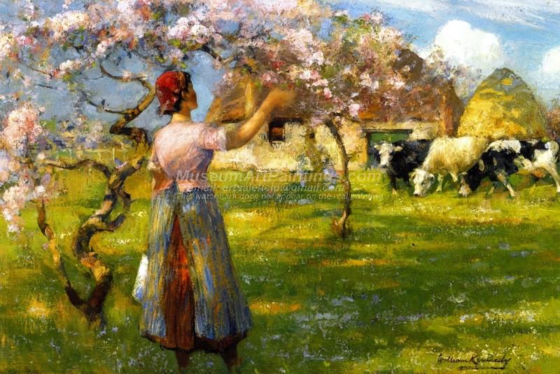 Spring Blossom by William Kennedy