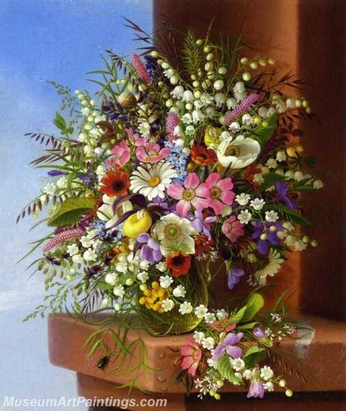 Spring Bouquet Painting