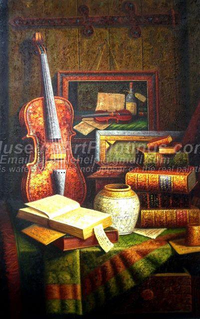 Still Life Paintings 008