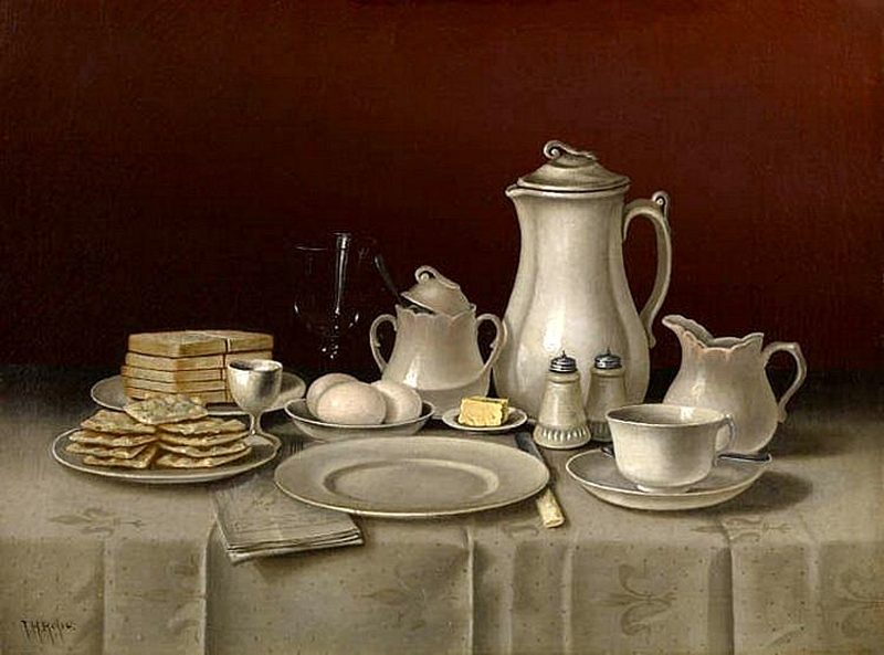 Still Life with Breakfast
