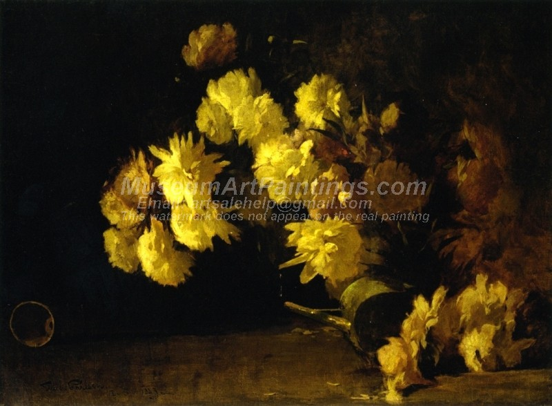 Still Life with Flowers Painting