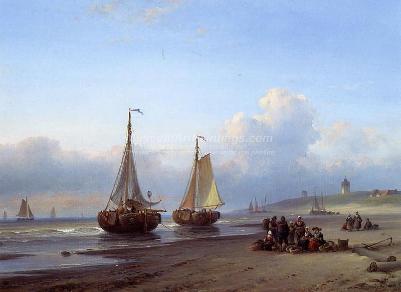 Summer by Lodewijk Johannes Kleijn