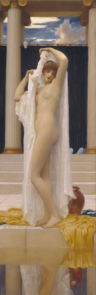 The Bath of Psyche by Frederic Lord Leighton