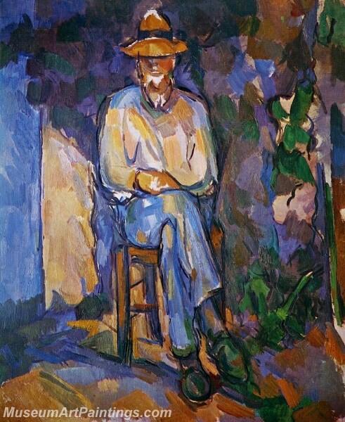 The Gardener Painting