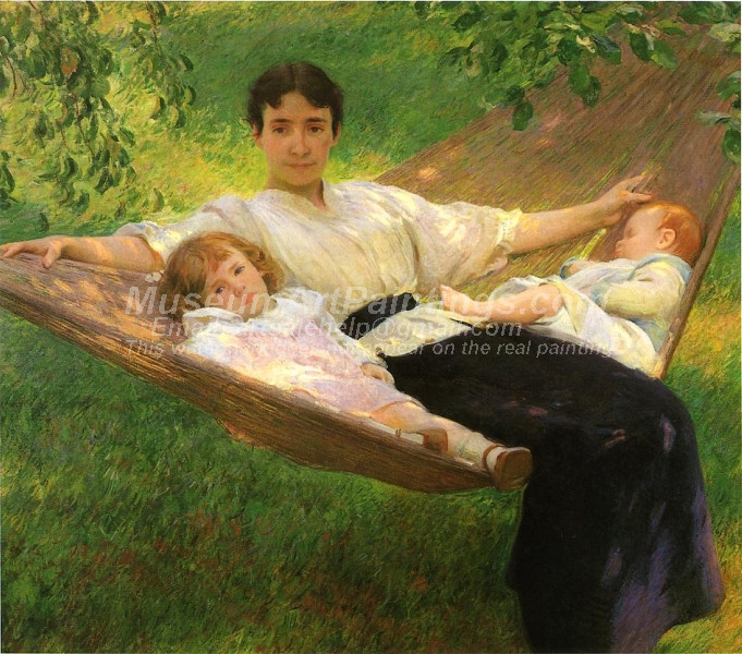 The Hammock by Joseph DeCamp