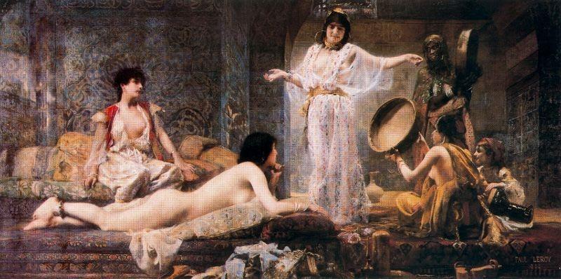 Vintage slave market harem - 3 part 7