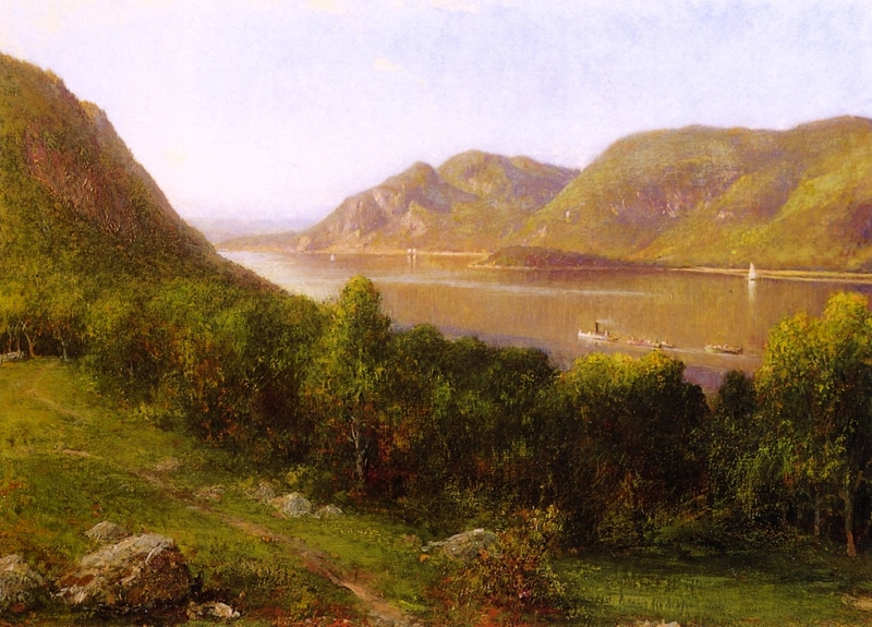 The Hudson River at West Point