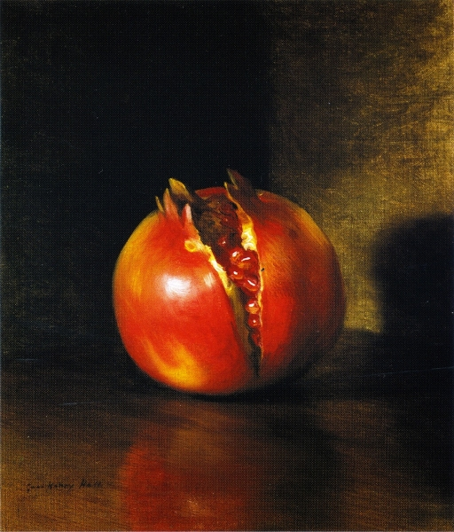 The Pomegranate by George Henry Hall