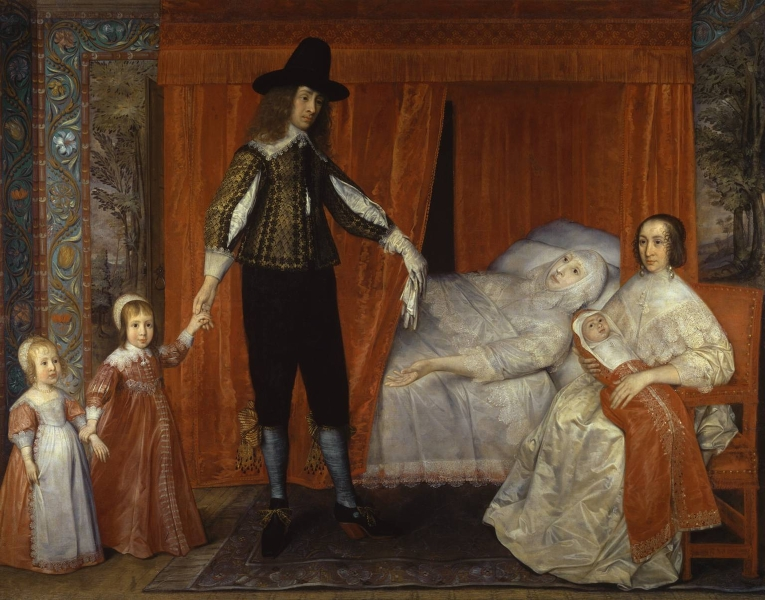 The Saltonstall Family by David Des Granges