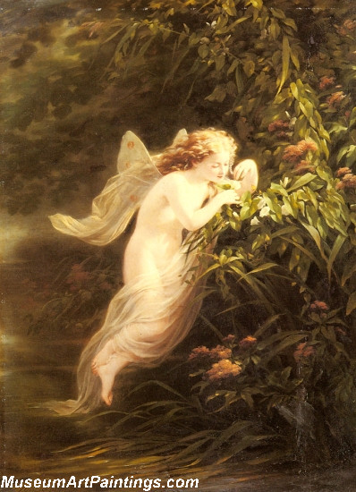 The Spirit Of The Morning by Fritz Zuber Buhler