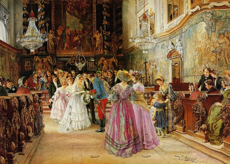 the gift for the favorite by antonio maria fabres y costa
