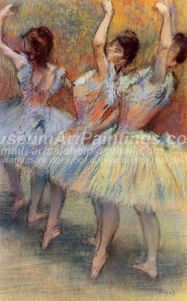 Three Dancers