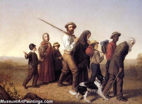 Union Refugees by George W Pettit