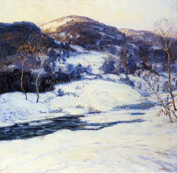 Vermont Winter by Walter Koeniger