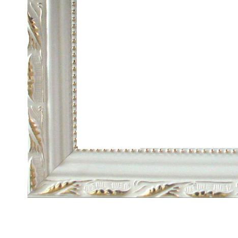 White Wooden Frames 01