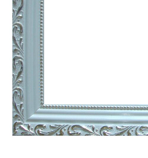 White Wooden Frames 02