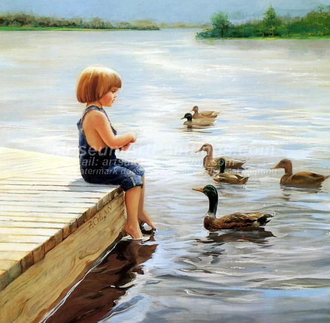 Zolan Children Paintings 027