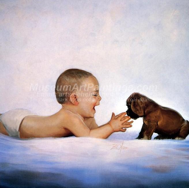 Zolan Children Paintings 035